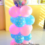 How-to-make-a-Frozen-TOWER-Balloons-for-Birthday-Party